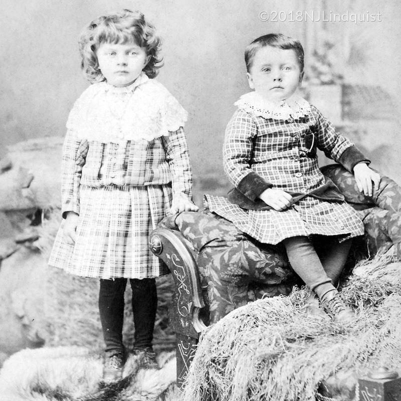 Olive and Bruce MacDonald