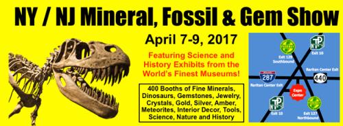 Mineral, Fossil, Gem & Jewelry Show