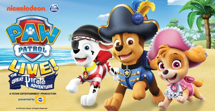 Paw Patrol Live! at NJPAC