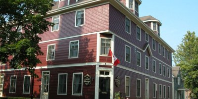 Inn At Great George, Charlottetown PEI (photo Audley Travel)