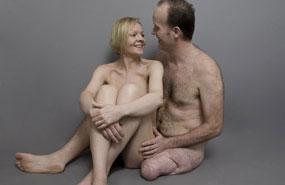 Read head nude women