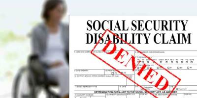 Social Security Disability denied