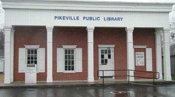 Pikeville Library, Wayne County, North Carolina