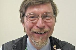 Harry Wolbert, disability activist