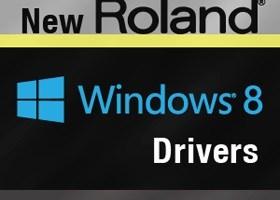 Roland Windows 8 drivers