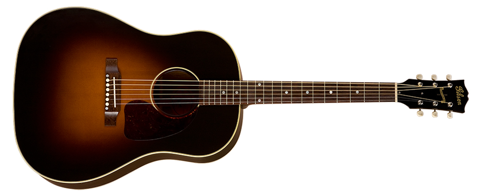 review gibson j 45 the must play and must own guitar njn network. Black Bedroom Furniture Sets. Home Design Ideas
