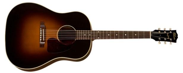 Gibson J45 standard guitar