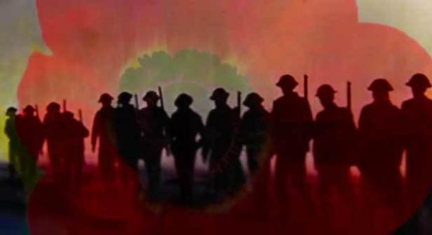 On Remembrance Day by Mike Plume