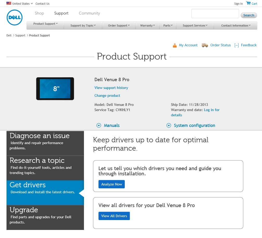 How To Fix Your Dell Venue 8 Pro – NJN Network