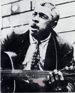 Blind Willie McTell circa 1956