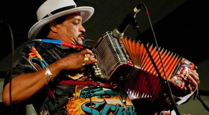 Joaquin Diaz - Lowell Folk Festival 2013 (Photo Tim Carter Creative Commons no commercial license)