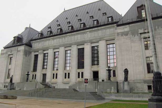 Supreme Court of Canada (Photo by West Annex News Creative Commons License)
