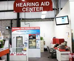 Costco Aid Center - free hearing tests and low prices