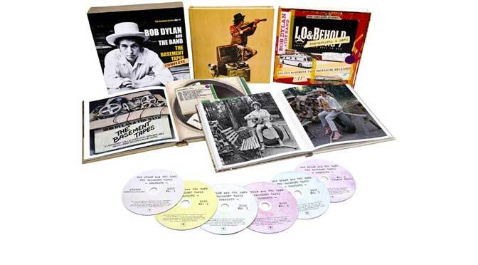 Bob Dylan The Basement Tapes Complete Box Set