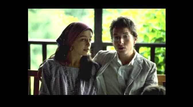 Sarah and Bob Dylan