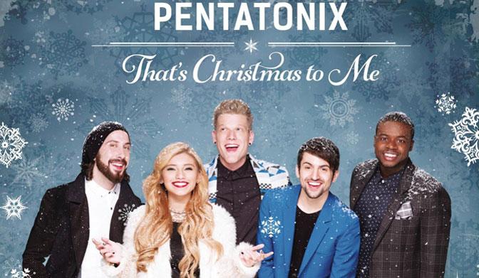 pentatonix sing their hearts out for christmas - Penatonix Christmas