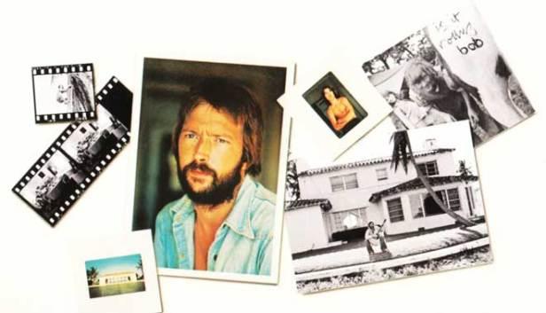 Eric Clapton 461 Ocean Blvd.