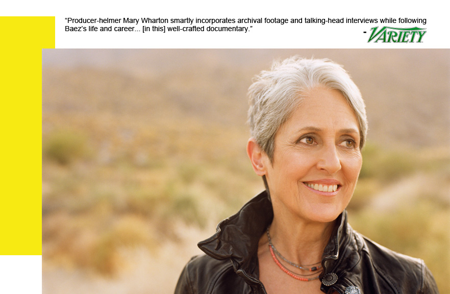 Joan Baez Was The Pinnacle Of Golden Age Of Folk Says Dylan Njn Network