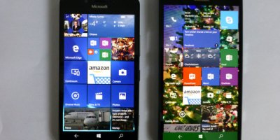 Microsoft Lumia 950 and 950 XL (NJN Network photo)