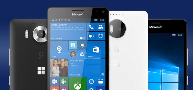 Microsoft Lumia 950 and Windows Lumia 950 XL