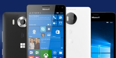 Microsoft Lumia 950 and Windows Lumia 950 XL