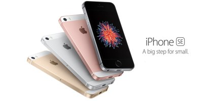 Apple iPhone SE $399 and out of stock