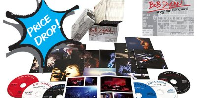 Price Drop Bob Dylan The 1966 Live Recordings Box set, Live