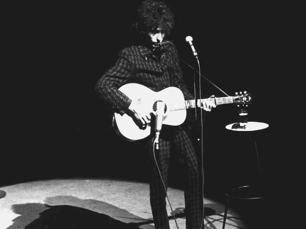 Bob Dylan World Tour 1966 Australia