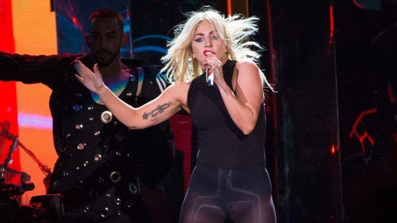 Lady Gaga shocks titillates and rocks at Coachella 2017