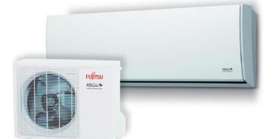 Fujitsu Mini Split Heat Pump (photo Fujitsu General)