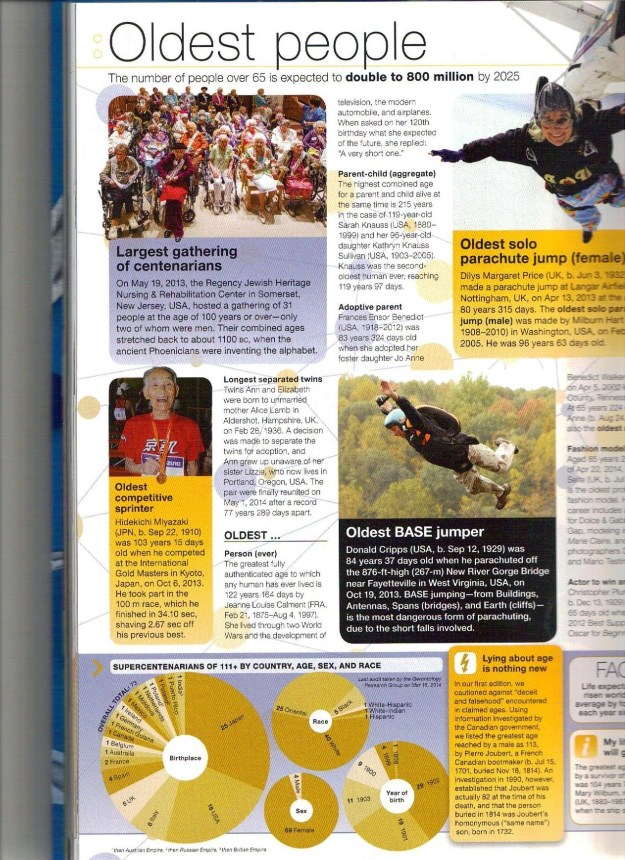 Regency in The Guinness World Record Book!