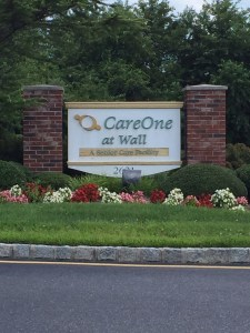 Care One, Wall