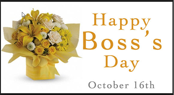 boss day!