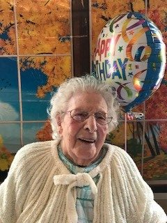 Regency Gardens Nursing Home Resident Celebrates 103rd Birthday!