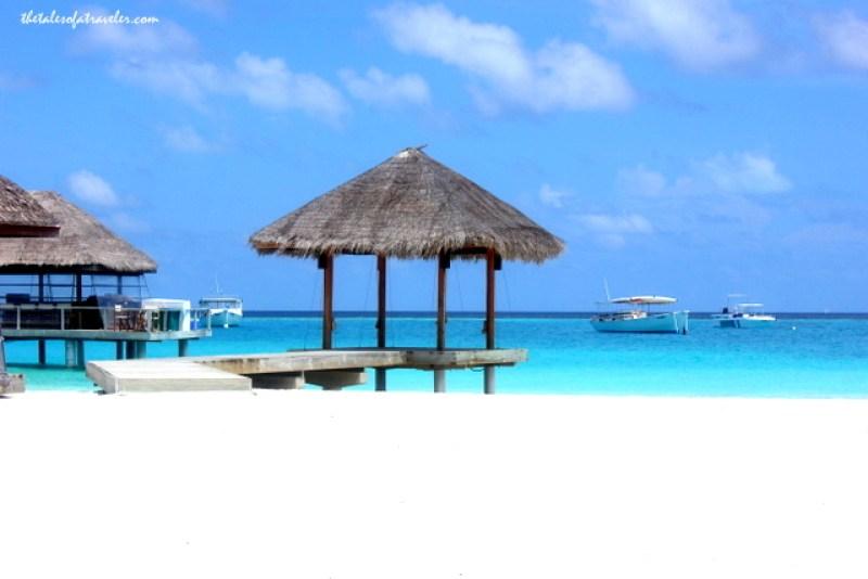 Travel Postcard Maldives