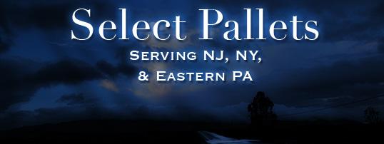 Select Pallet Pallet Company NJ