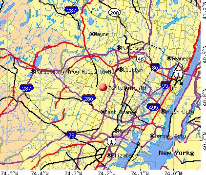 Buy Pallets in Montclair NJ