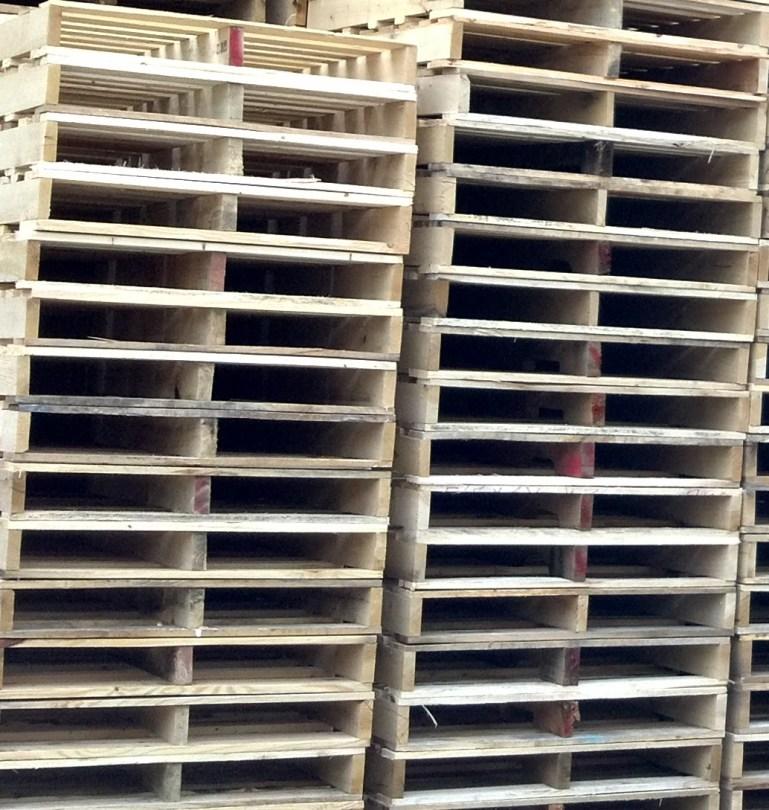 Custom Made Wood Pallets