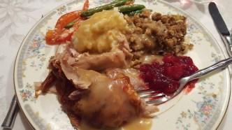 Christmas Eve turkey