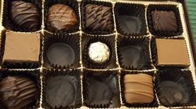 Yet more chocolate!