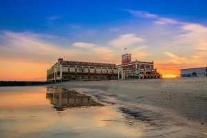 Exploring the Boardwalk & More At Asbury Park