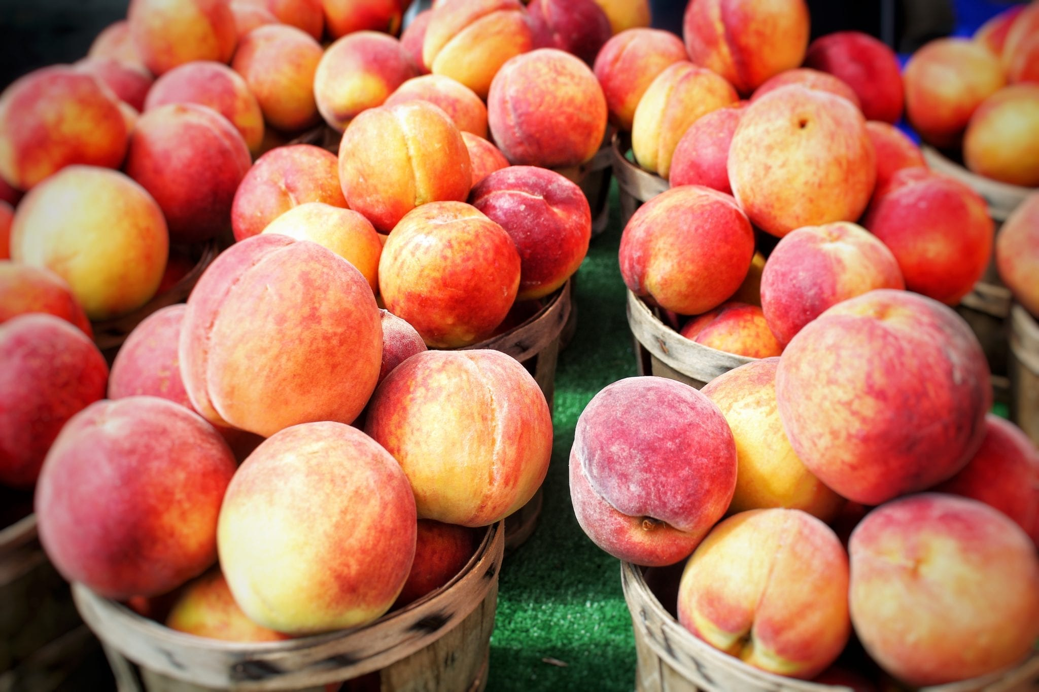 New Jersey Peaches – Right In Our Backyard!