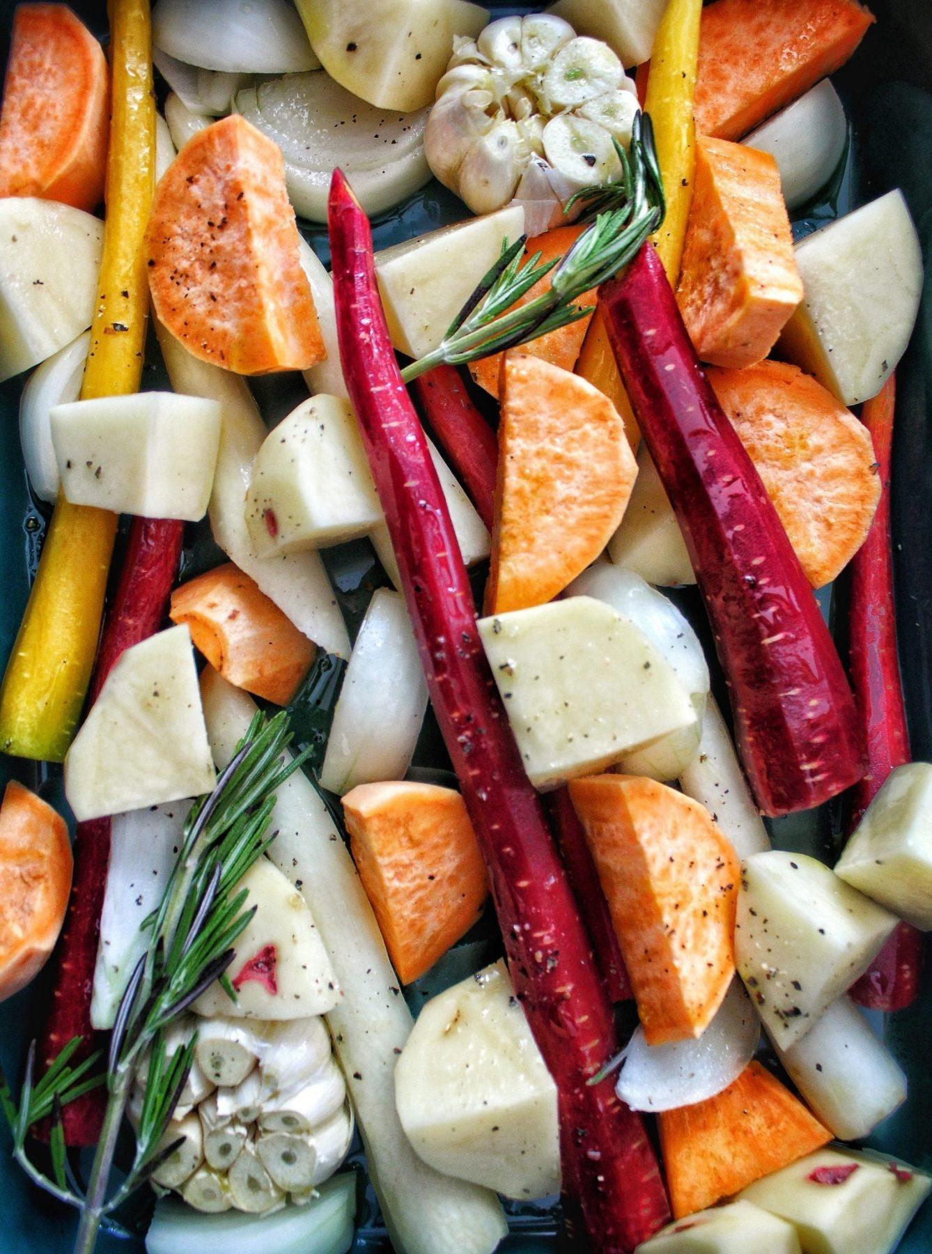 25 Holiday Recipes Using Jersey Fresh Produce
