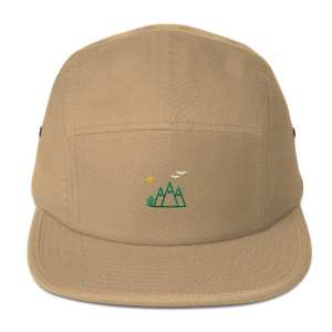 Explore The Mountains 5-Panel Hat