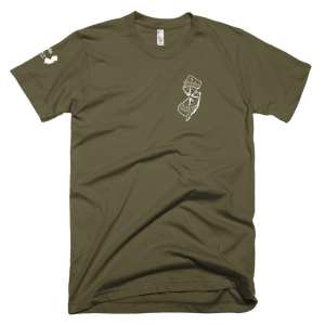 New Jersey Compass Tee – Dark Colors