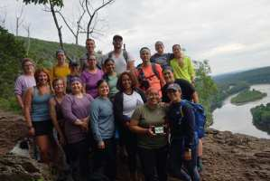 Meetup Wrapup: Sunset Hike at Mount Tammany