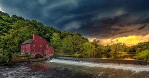 Meetup Wrapup: Clinton Red Mill
