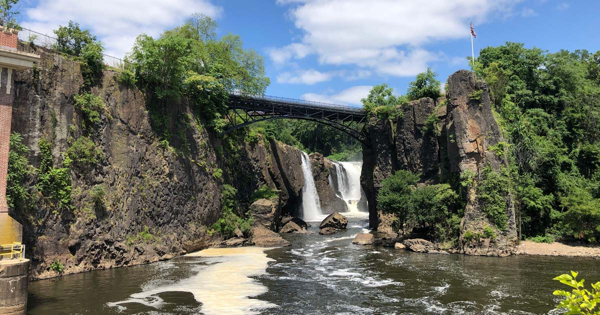 Explore Popular New Jersey Waterfall Spots