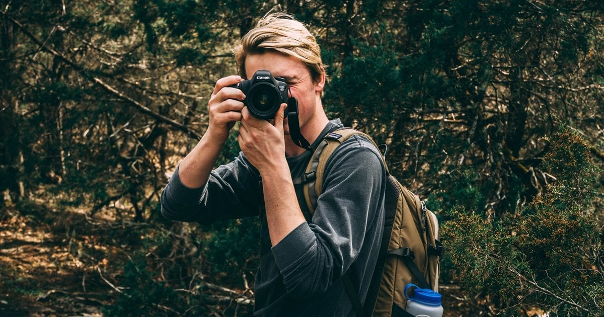 Photo Gear You Can Take Hiking