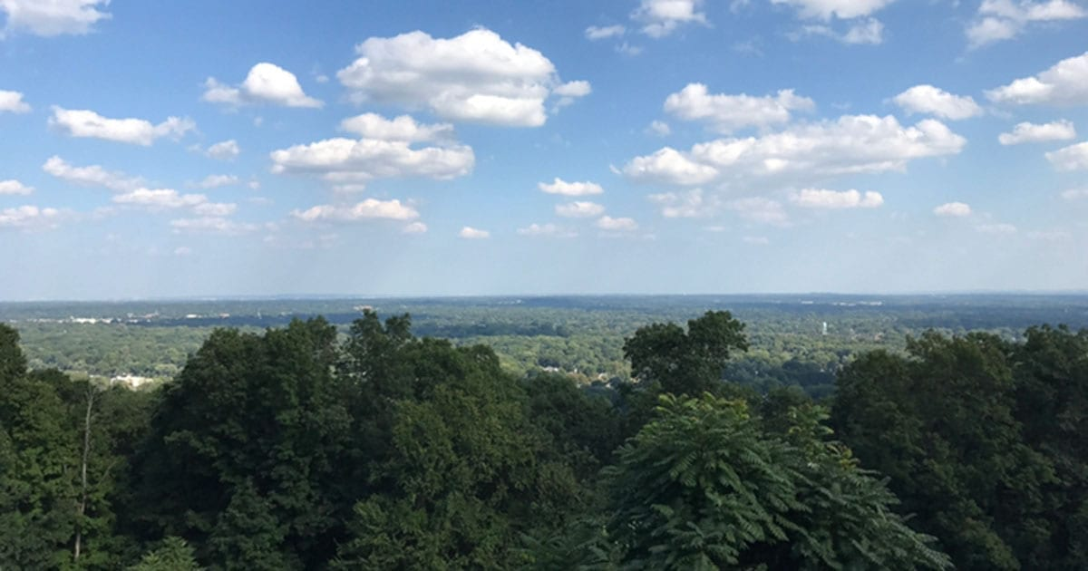 Best State Park Hikes in Central Jersey